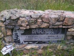 Anna B <I>Hulet</I> Barber