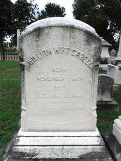 William Wirt Cabell