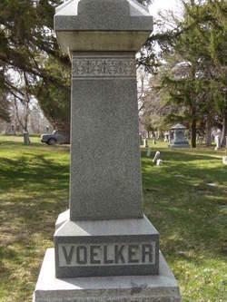 Ernest Frederick Voelker