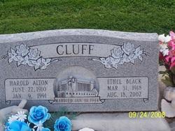 Harold Alton Cluff