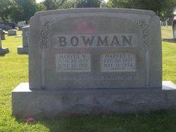 Harvey Wilson Bowman