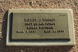 Bobby J Bishop