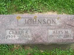 Alys M <I>Omodt</I> Johnson