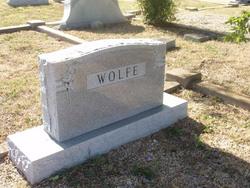Charles Spurgeon Wolfe