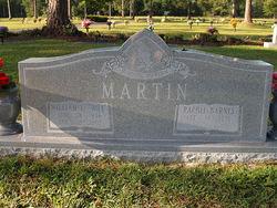 Rachel <I>Barnes</I> Martin