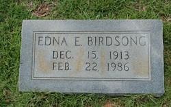 Edna E Birdsong
