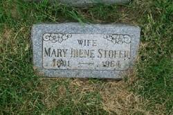Mary Irene <I>Hughes</I> Stofer