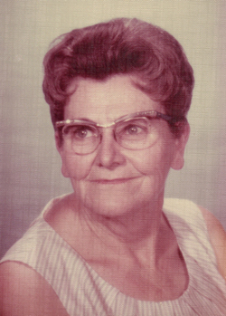 Esther Crocker <I>Gray</I> Albertson