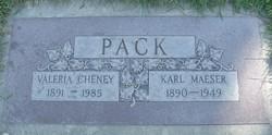 Valeria Cheney Pack