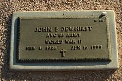 John B Dewhirst