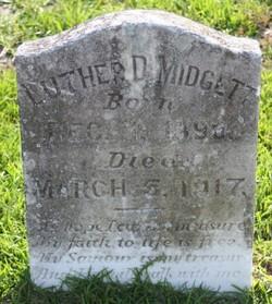Luther D. Midgett