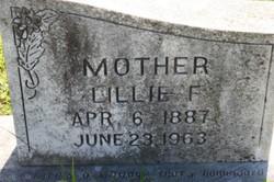 Lillie F. <I>Midgett</I> Meekins