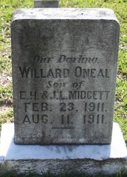Willard O'Neal Midgett