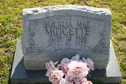 Eulalia Mae Midgette