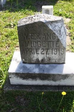 Infant Daughter Midgette