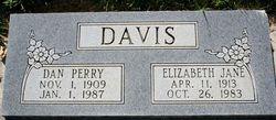 Elizabeth Jane Davis