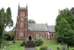 St Mary the Virgin Churchyard
