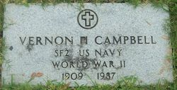 "Vernon Homer ""Buster"" Campbell"