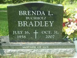 Brenda Lee <I>Buchholz</I> Bradley