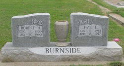Faye Laura <I>Crocker</I> Burnside