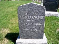 Otto G Grotelueschen