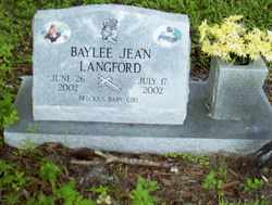 Baylee Jean Langford