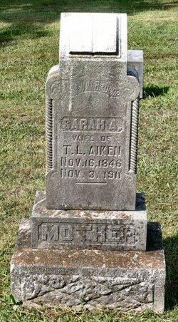 Sarah A. Aiken