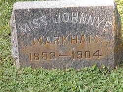 Johnnye Markham