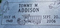 Tommy M Addison