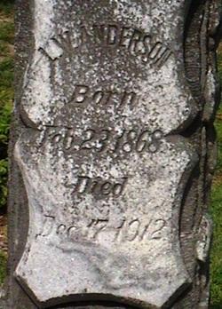 Locklin W. Anderson
