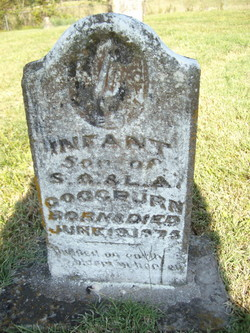 Infant Son Coggburn