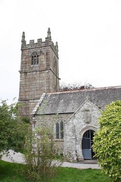 St. Erth Churchyard
