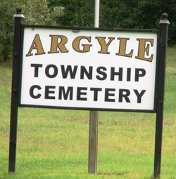 Argyle Township Cemetery