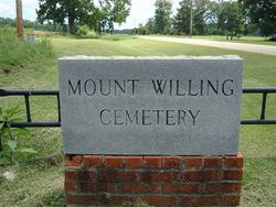 Mount Willing Cemetery