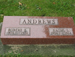 Naomi L <I>White</I> Andrews