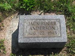 Jack Roger Anderson