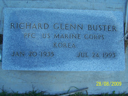 Richard Glenn Buster
