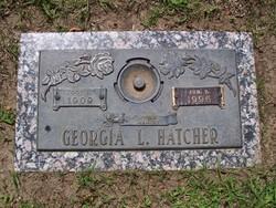 Georgia Louise Hatcher