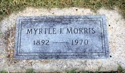 Myrtle I. <I>Parker</I> Morris