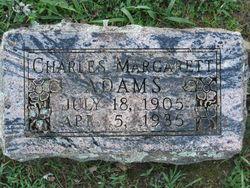 Charles Margarett Adams