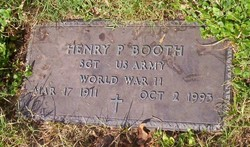Henry Patrick Booth