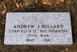 Corp Andrew Jackson Bullard