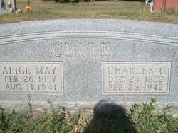 Alice May <I>Morrow</I> Clark