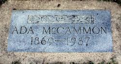 Ada <I>Bumpass</I> McCammon