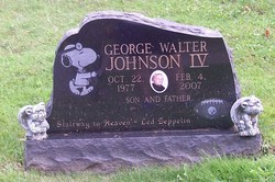 George Walter Johnson, IV