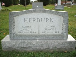 Grace L. <I>Davis</I> Hepburn