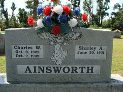 Charles W Ainsworth