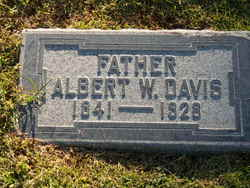 Albert Wesley Davis