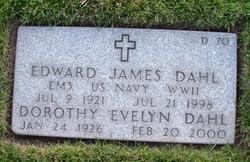 Edward James Dahl