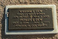 Phyllis Evelyn Dew